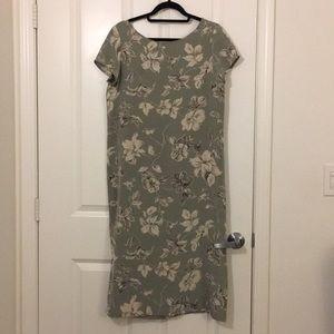 JonesCo Floral Dress